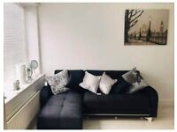 ¬¬ SAME DAY / NEXT DAY DELIVERY AVAILABLE ¬¬ NEW SULTAN CORNER SOFA BED WITH STORAGE INSIDE