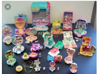 WANTED polly pocket