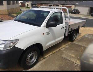 Ute / delivery driver available , text for a cheap quote