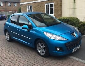 PEUGEOT 207 HATCHBACK SPECIAL EDITIONS 1.4 HDi Sportium 5dr