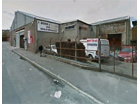Unit / warehouse / storage / garage for rent (will be emptied)