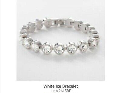 Touchstone Crystal Swarovski White Ice