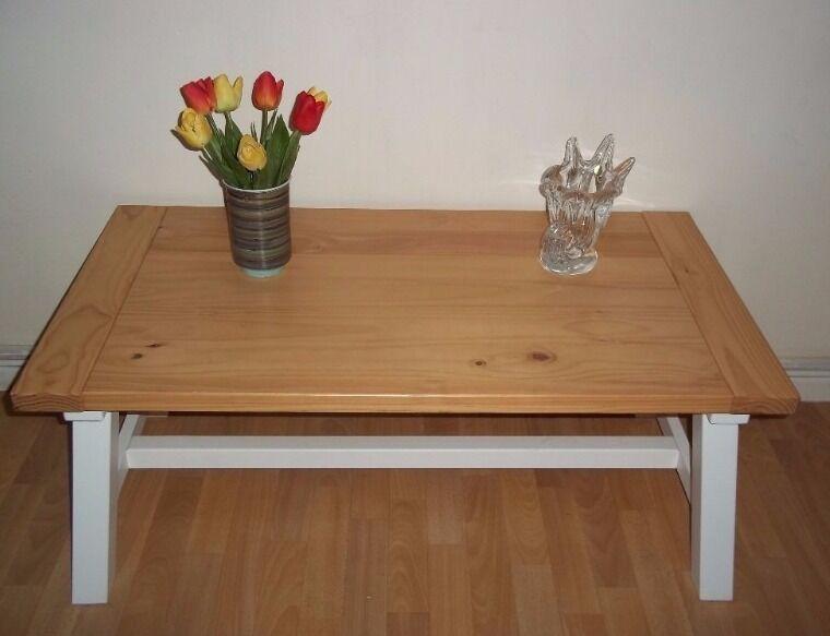 Portobello Coffee Table From Tesco Wooden