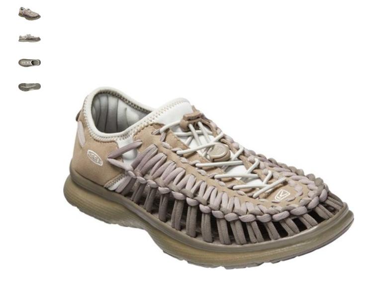 Keen Uneek O2 Morel/Brindle Sneaker Sandal Men's sizes 7-14/NEW!!!