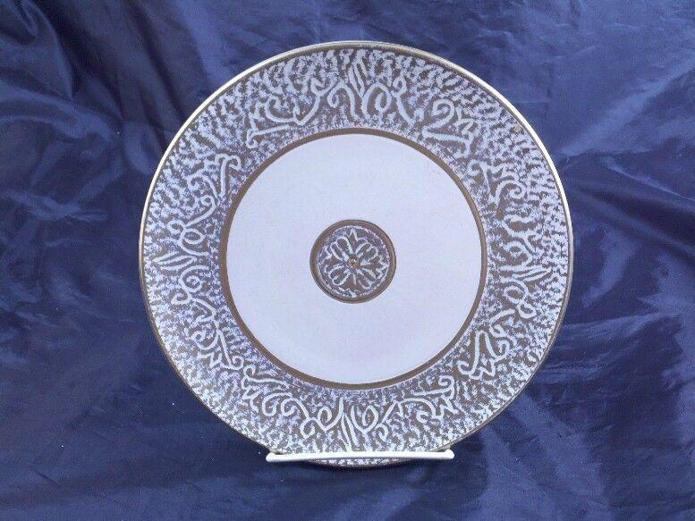 "Stangl Pottery FLORENTINE Heritage 8"" Salad Luncheon Plate HTF #3774 KsyHackett"