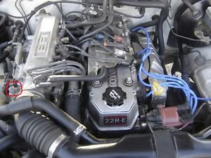 Needed - Someone that knows Toyota 22RE engines