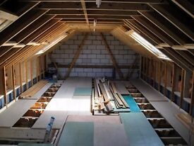 Experienced Carpenter - Loft Conversions
