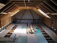 Experienced Carpenter - Loft Conversions