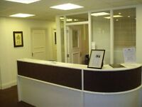 Centre provides good office accommodation over 4,000 sq ft for small or medium-sized businesses.