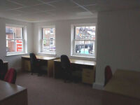 Slough-High Street (SL1) Office Space to Let