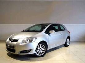 Toyota Auris 2.0 TR D-4D 3d 125 BHP 2007 FANTASTIC CONDITION! LOW MILEAGE WITH FULL SERVICE HISTORY