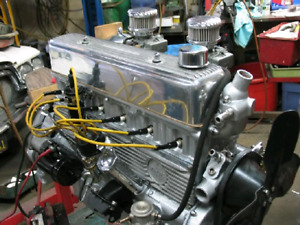 WANTED. CHEVY 235 Motor