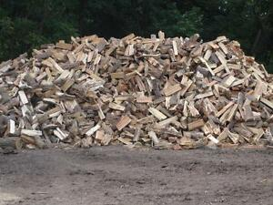 Firewood - By the Dump Truck Load