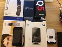Clearance: samsung Galaxy /Blackberry / LG / and more..