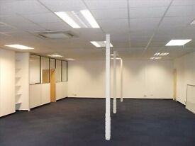 This modern glass-fronted property has an excellent location and professional working environment.