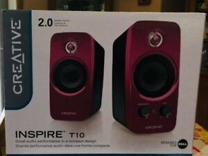 4 Dell Speakers