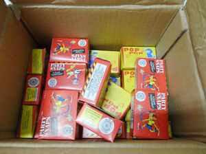 Brand New - Over 45 Boxes of Bang Snaps or Bang Pops 50/box Kitchener / Waterloo Kitchener Area image 3