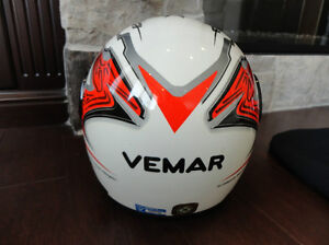Excellent Shape Vemar Full Face Size Small-Medium Bike Helmet Kitchener / Waterloo Kitchener Area image 3