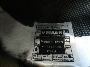 Excellent Shape Vemar Full Face Size Small-Medium Bike Helmet Kitchener / Waterloo Kitchener Area image 8