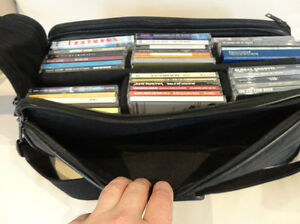 Lebo Voyager CD Carrying Case - Holds 75 CD's Kitchener / Waterloo Kitchener Area image 2