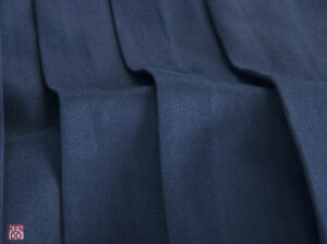 HAKAMA Kendo/Laido - Indigo 100% cotton -NEW! West Island Greater Montréal image 3