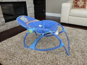 Fisher Price Calming Vibrations Rocker Chair - Excellent Shape Kitchener / Waterloo Kitchener Area image 3