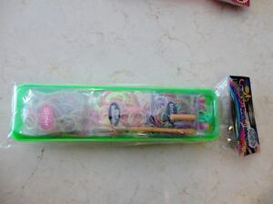Selling a group of 4 Toys - Three Rainbow Loom Items & Spin Top Kitchener / Waterloo Kitchener Area image 4