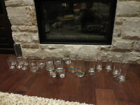 A Lovely Assortment of good quality Glassware items- All for $14