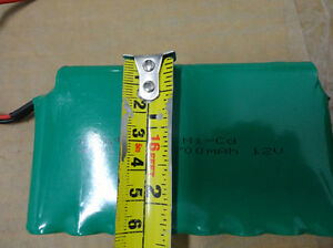 Brand New 12 Volt/700mAH Rechargeable Battery Packs-22 available Kitchener / Waterloo Kitchener Area image 9