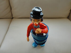 Authentic Mexican Made Paper Mache Clown in a Barrel Kitchener / Waterloo Kitchener Area image 4