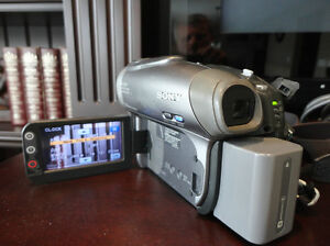 Sony Handycam DVD Recorder #DCR-DVD403 - Perfect Working Order Kitchener / Waterloo Kitchener Area image 4