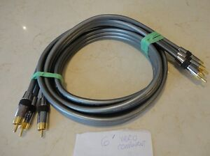 Assortment of quality Home Audio Cables -Component & RCA Kitchener / Waterloo Kitchener Area image 5