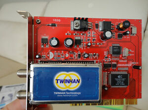 Twinhan 102G DTV Digital Satellite TV Card for Computer (HTPC) Kitchener / Waterloo Kitchener Area image 5