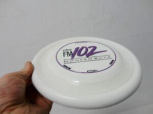Nostalgic CFNY 102.1 FM Toronto (Now the Edge) Frisbee Like New Kitchener / Waterloo Kitchener Area image 2