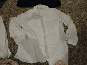 4 Teen's Tuxedo Shirts and 4 Womens Scarves...all for $14 Kitchener / Waterloo Kitchener Area image 6