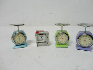 Urban Station Solid Steel Clocks -Paperweight Artzy Scale,TV Kitchener / Waterloo Kitchener Area image 1