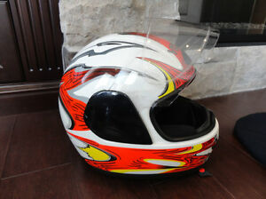 Excellent Shape Vemar Full Face Size Small-Medium Bike Helmet Kitchener / Waterloo Kitchener Area image 2