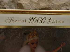 Barbie Celebration Special 2000 Edition Brand New Never Opened Kitchener / Waterloo Kitchener Area image 3