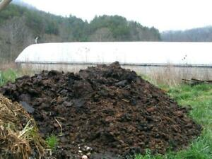 Fresh or Aged Manure from ANY Animal