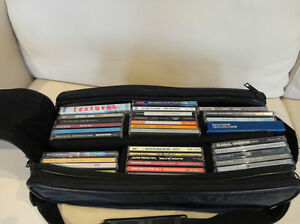 Lebo Voyager CD Carrying Case - Holds 75 CD's Kitchener / Waterloo Kitchener Area image 3