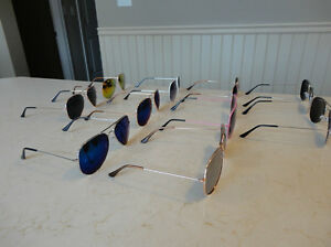 Aviator Sunglasses - Pink Frame w/ Black Lens - BRAND NEW Kitchener / Waterloo Kitchener Area image 5