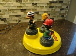 Collectible Rare Boogie Bobbers Triple Head Bopper Animated Toy Kitchener / Waterloo Kitchener Area image 4