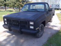 1987 GMC - SLEEPER  - FREE TRUCK - Pay ONLY for the ENGINE