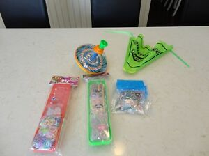 Selling a group of 4 Toys - Three Rainbow Loom Items & Spin Top Kitchener / Waterloo Kitchener Area image 1