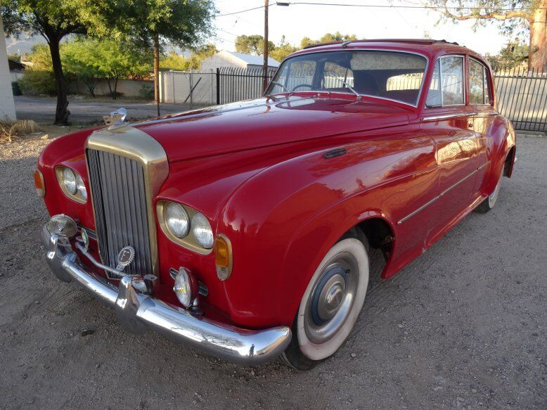 1963 Bentley S3  Rolls Royce Silver Cloud III