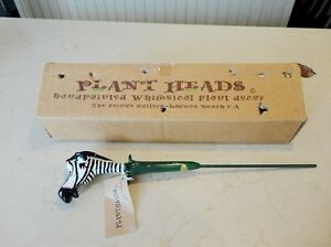 "Plant Head Stake - Zebra for small pots (4"" to 6"") - Brand new Kitchener / Waterloo Kitchener Area image 2"