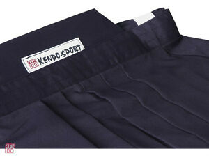 HAKAMA Kendo/Laido - Indigo 100% cotton -NEW! West Island Greater Montréal image 2