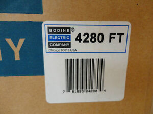 NEW Bodine Metric 42A-E/A-F Gear Motor #N4280 Series Parallel DC Kitchener / Waterloo Kitchener Area image 2