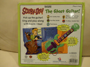 Scooby Doo Ghost Guitar Play A Song Storybook - Works Great Kitchener / Waterloo Kitchener Area image 6