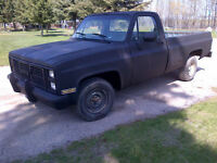 1987 GMC - FREE TRUCK - Pay ONLY for the ENGINE
